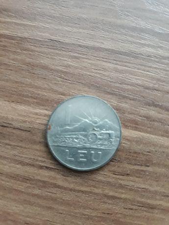 Монета 1 лея, Румыния