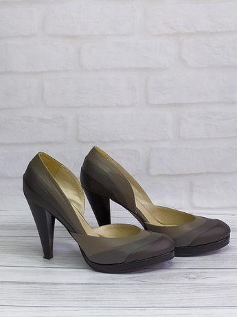 Туфли женские натуральная кожа