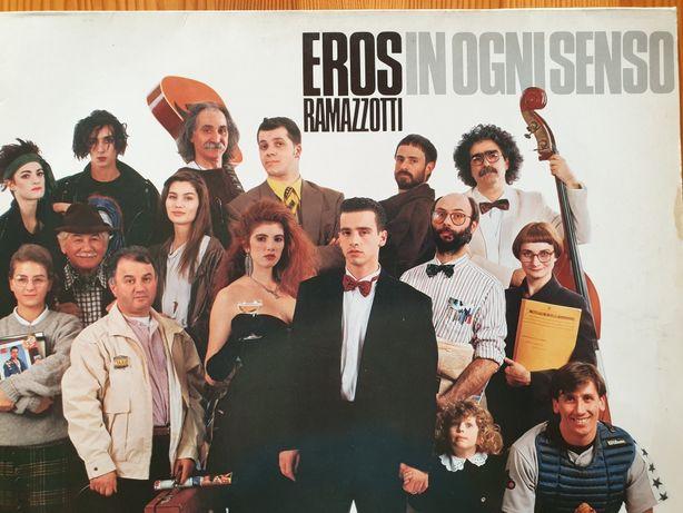 Eros Ramazzotti- In Ognisenso- Lp.