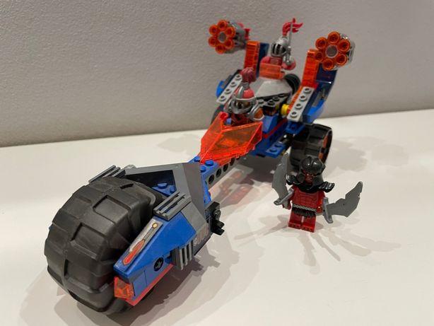 Lego 70319 Nexo Knights Gromowa maczuga Macy