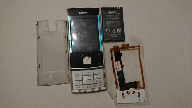 Nokia x3-00 на запчастини або під відновлення