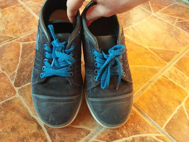 Туфлі Кеди шкіра