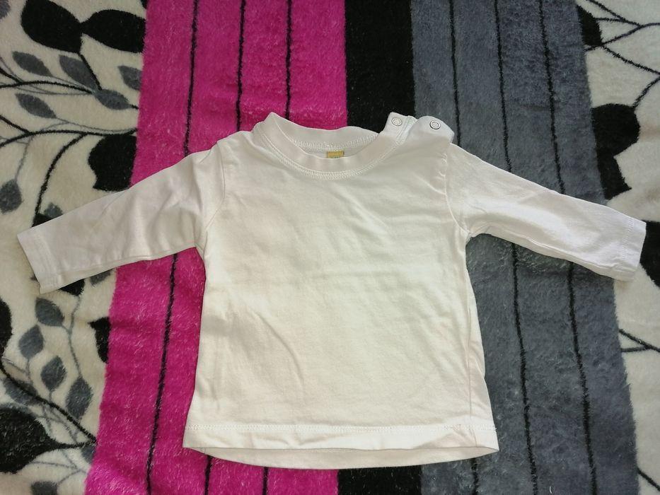 Bluzeczka na długi rękaw 0-6 Łęczyca - image 1