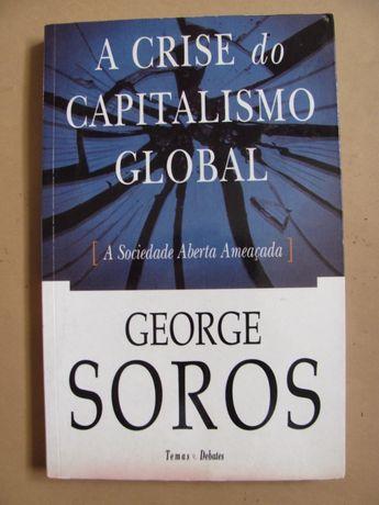 A Crise do Capitalismo Global de George Soros