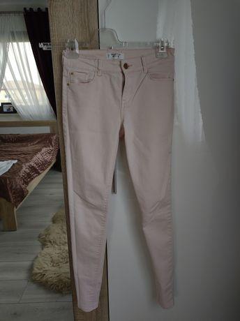 Spodnie 7/8 Mango