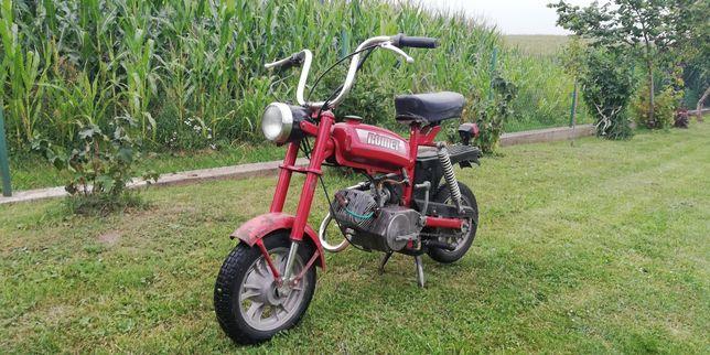 Motorynka Romet Pony 301, Plomba, Oryginał, PRL