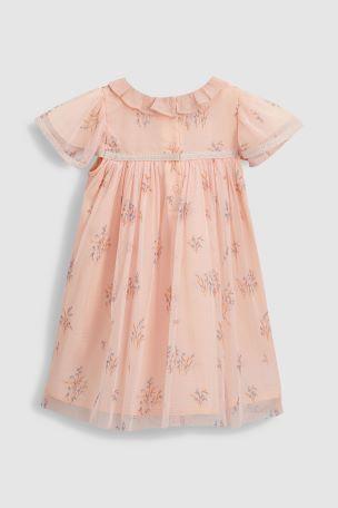 Next 80 nowa elegancka sukienka + rajstopki