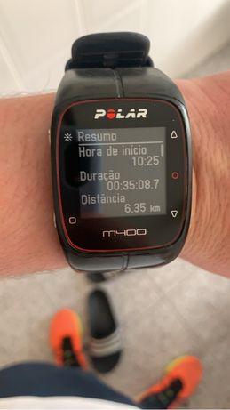 Polae M400 GPS + Banda cardiaca