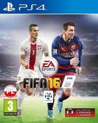 Gra Fifa 16 PS4 - używana