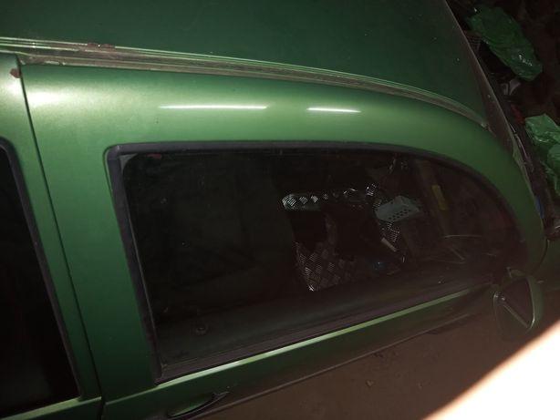VW Golf IV 1.9 TDI maska drzwi głowica pompa wtryskowa zderzak lampy