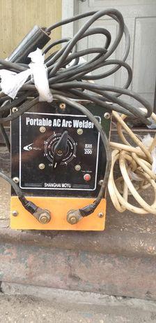 Сварочный аппарат Welder BX6/200