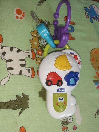Детская игрушка Ключи Chicco