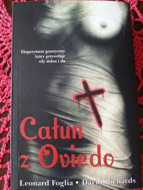 Całun z Oviedo, Leonard Foglia, David Richards