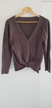Brązowy sweter Monnari XL