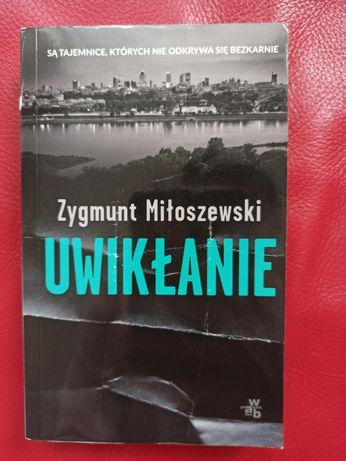"""Książka """"Uwikłanie"""". Zygmunt Miłoszewski"""
