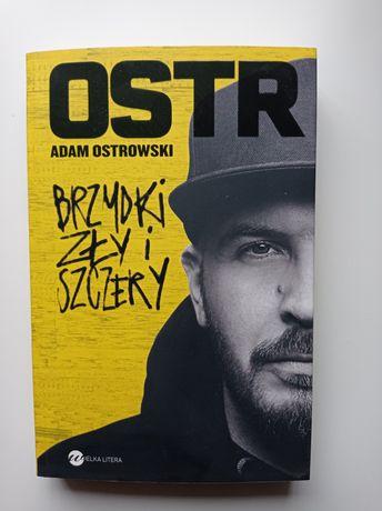Książka O.S.T.R brzydki zły i szczery