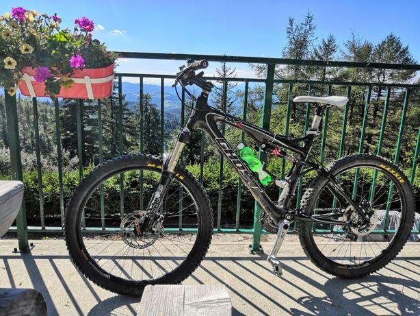 Rower Enduro Full Trail Ghost AMR Lector 7700, karbonowa rama