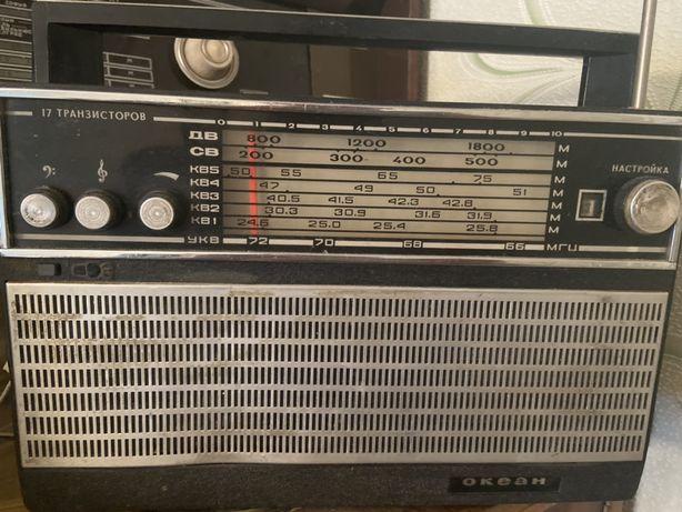 Продам Радиоприемник «Океан»