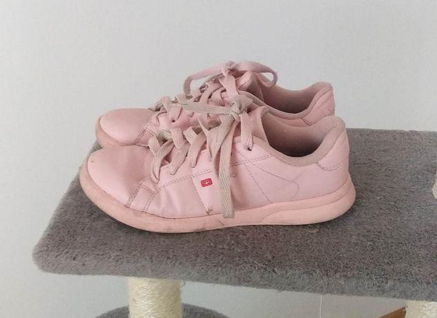Damskie Różowe Buty Sportowe VICO