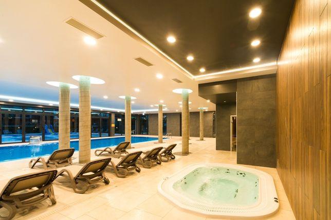 Kolobrzeg apartament kryty basen sauna jacuzzi bawialnia