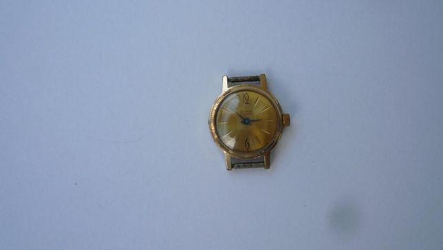 zegarek naręczny damski pozłacany SLAWA