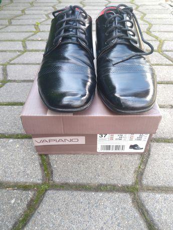 Sprzedam eleganckie buty chłopięce KOMUNIA/ Wesele r 37 i 34