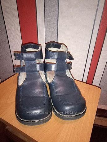 ортопедические туфли 22см