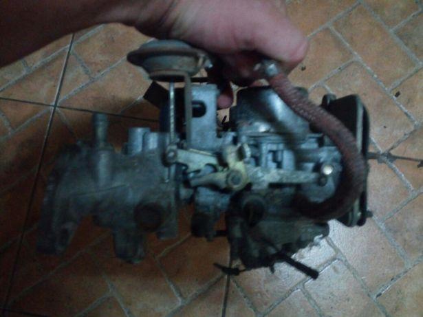 Carburador duplo