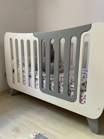 Кровать детская Indigo Wood