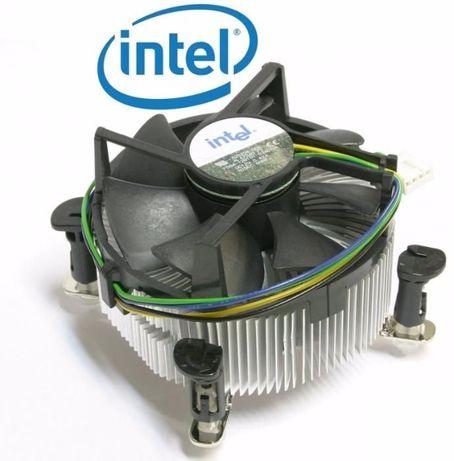 Cooler Socket 775 (até Core 2 Duo) e para Processadores I5