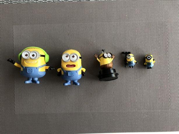Figurki Minionki