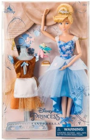 Новинка!!! Кукла Золушка Балерина Дисней оригинал Disney Ballet