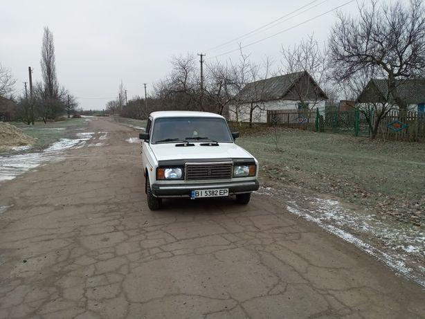 ВАЗ 2107 (2004року)