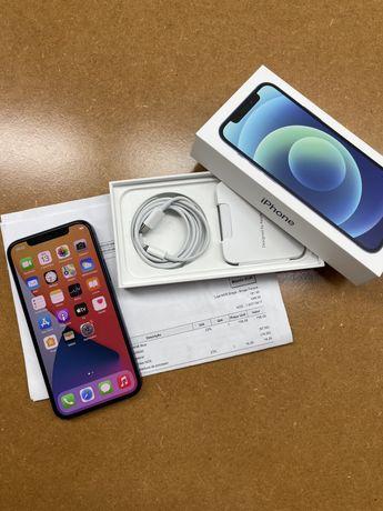 iPhone 12 Blue 64Gb  (novo)
