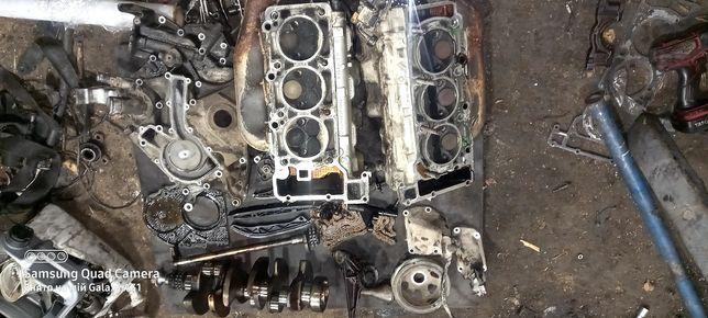 Продам по запчастинах  мотор двигун м 112 3.2 мерседес m 122 3.2