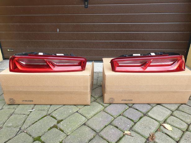 Lampy tylne Chevrolet Camaro 6 gen. europejskie