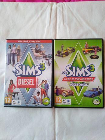 SIMS 3 para PC vários