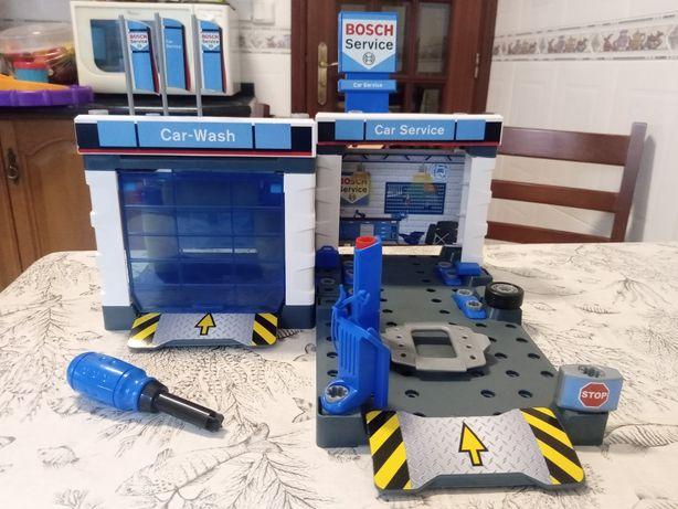 Estação de serviço da Bosch