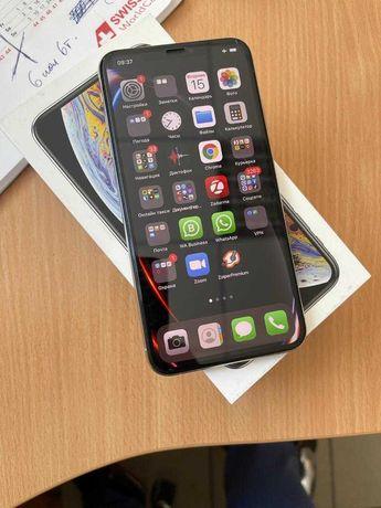 Apple iPhone XS Max 64GB Silver Dual SIM
