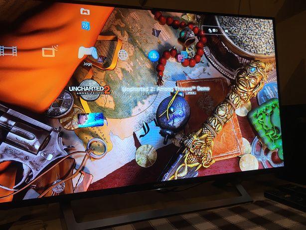 "Smart TV 43"" Sony Bravia Wi-Fi , YouTube Como Nova"