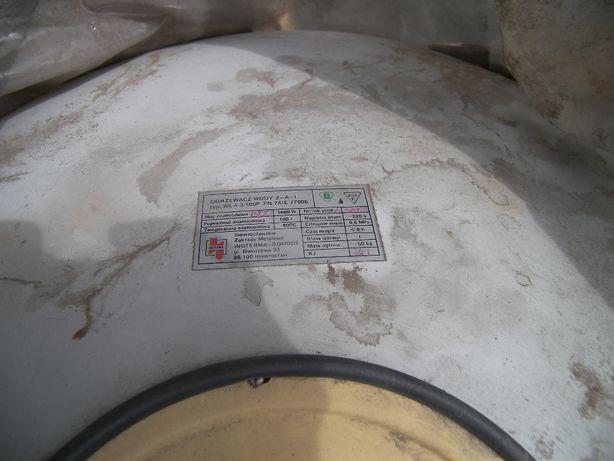 Ogrzewacz wody poziomy boiler
