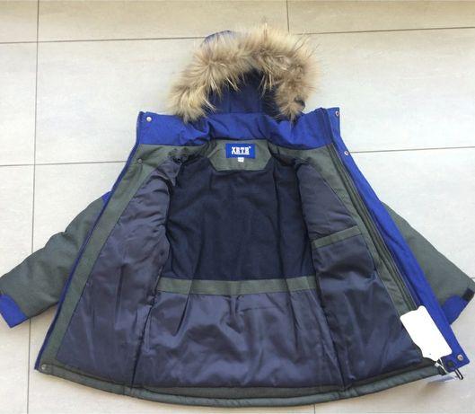 ЗИМА 2021  Куртки 5-6 лет 2 цвета