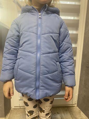 Куртка демисезон 98-104 Pepco