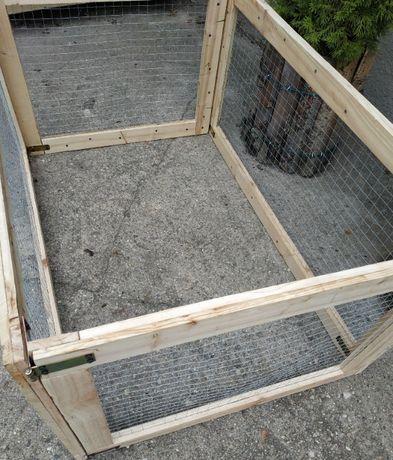 plotek ogrodzenie kojec stabilny pies kroloik