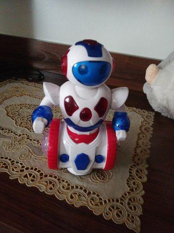 Музыкальный робот, игрушка для малышей