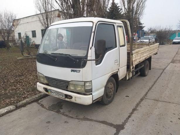 FAW 1041 бортовой