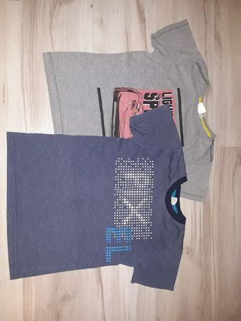 Koszulki rozm 134/140