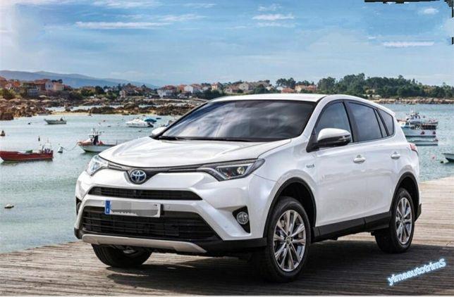 Капот, панель капота Toyota Rav 4 2013,2014,2015,2016,2017,2018