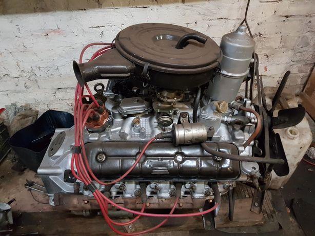 Мотор движок двигун газ 53