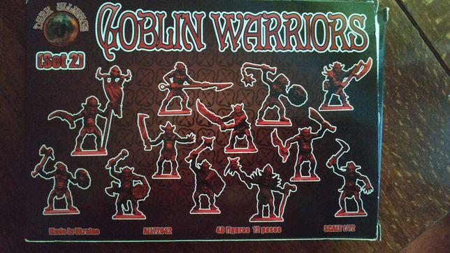 DnD, Warhammer, мініатюри, фігурки, гобліни